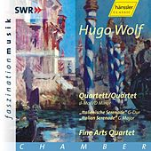Play & Download Hugo Wolf: String Quartet D Minor,