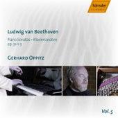 Beethoven: Piano Sonatas No. 16, 17, 18 by Gerhard Oppitz