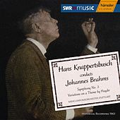 Play & Download Brahms: Symphony No. 3 / Variations on a Theme by Haydn by Radio-Sinfonieorchester Stuttgart | Napster