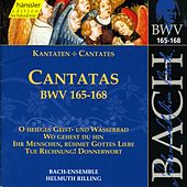 Play & Download J.S. Bach - Cantatas BWV 165-168 by Bach-Collegium Stuttgart | Napster