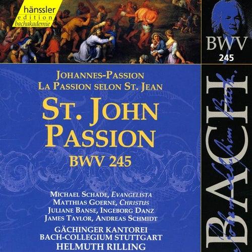 Johann Sebastian Bach: St. John Passion, BWV 245 von Gächinger Kantorei