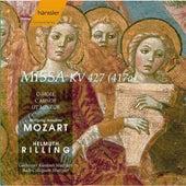 Mozart: Missa KV 427(417a) by Gachinger Kantorei Stuttgart