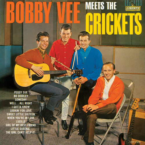 Play & Download Bobby Vee Meets The Crickets by Bobby Vee | Napster
