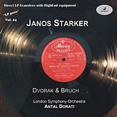 Play & Download LP Pure, Vol. 24: Doráti Conducts Dvořák & Bruch by János Starker | Napster
