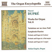 Works for Organ Vol. 8 by Marcel Dupre