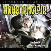 Classics, Folge 24: Hochzeit der Vampire by John Sinclair