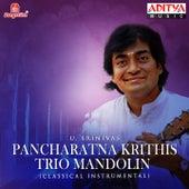 Pancharatna Krithis - Trio Mandolin by U. Srinivas