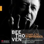 Beethoven: Complete Symphonies by Emmanuel Krivine