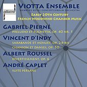 Early 20th Century French Woodwind Chamber Music by Viotta Ensemble (Mitglieder of Concertgebouw Orchestras Amsterdam)