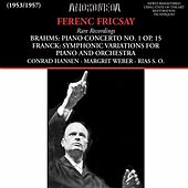 Rare Recordings of Ferenc Friksay (Remastered) by Various Artists