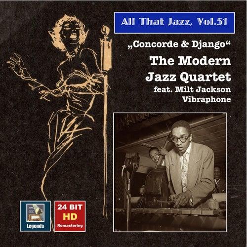 All That Jazz, Vol. 51: The Modern Jazz Quartet