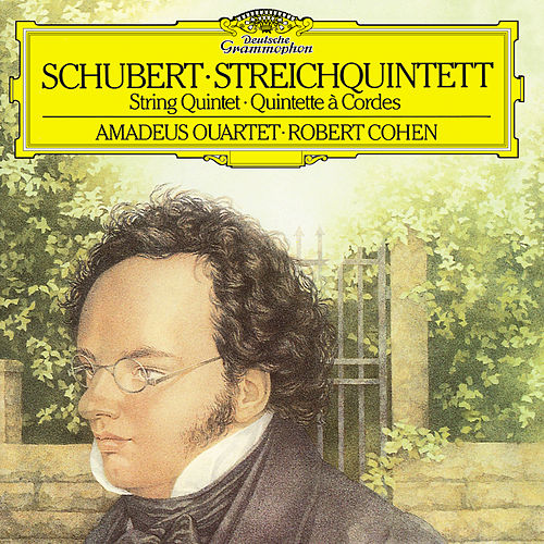 Play & Download Schubert: String Quintet In C, D.956 by Amadeus Quartet | Napster