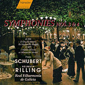 Play & Download Symphonies Nos. 3 & 4 by Franz Schubert | Napster