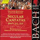 Play & Download J.S. Bach - Secular Cantatas BWV 212, 213 by Bach-Collegium Stuttgart | Napster