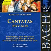 Play & Download J.S. Bach - Cantatas BWV 32-34 by Bach-Collegium Stuttgart | Napster