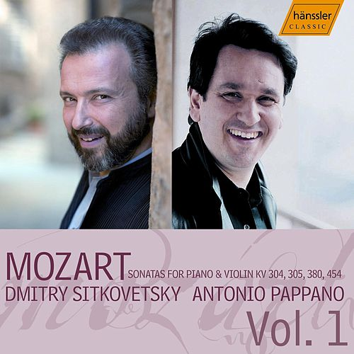 Play & Download Mozart: Sonatas for Piano & Violin KV 304, 305, 380, 454 by Dmitry Sitkovetsky | Napster