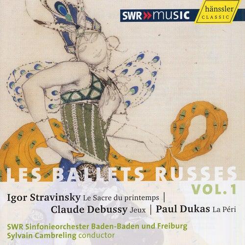 Play & Download Les Ballets Russes Vol. 1 - Stravinsky, Debussy & Dukas by SWR Sinfonieorchester Baden-Baden und Freiburg | Napster