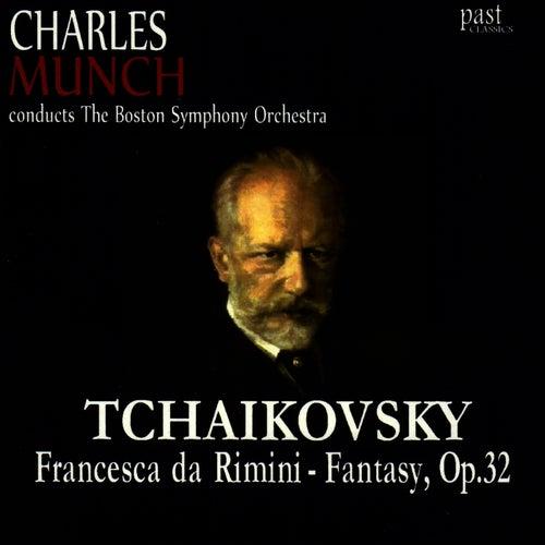 Play & Download Tchaikovsky: Francesca da Rimini - Fantasy, Op. 32 by Boston Symphony Orchestra | Napster