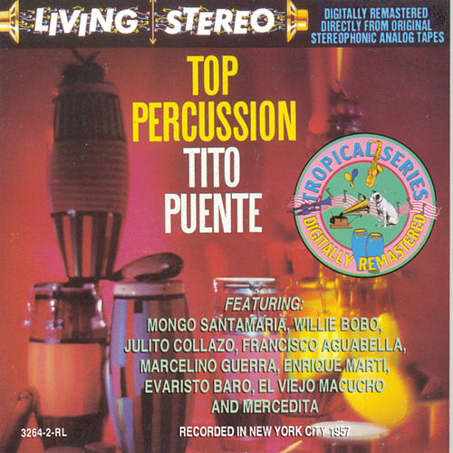 Play & Download Top Percussion by Tito Puente | Napster