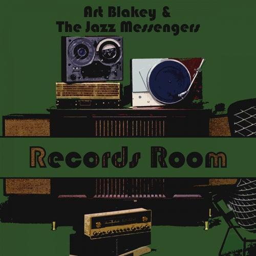 Records Room von Art Blakey