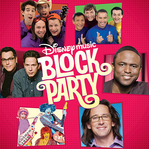 Disney Music Block Party by Various Artists
