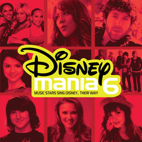 Disneymania 6 by Various Artists