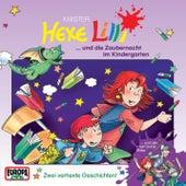 Hexe Lilli und die Zaubernacht im Kindergarten von Hexe Lilli