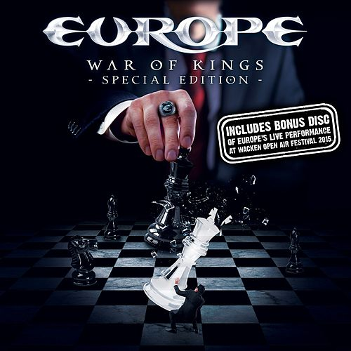 War of Kings (Special Edition) by Europe