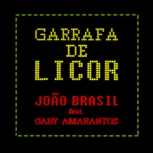 Garrafa de Licor de João Brasil