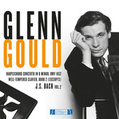 J. S. Bach Vol. 2 by Glenn Gould