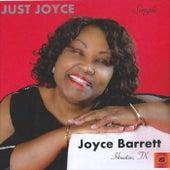 Just Joyce by Joyce Barrett