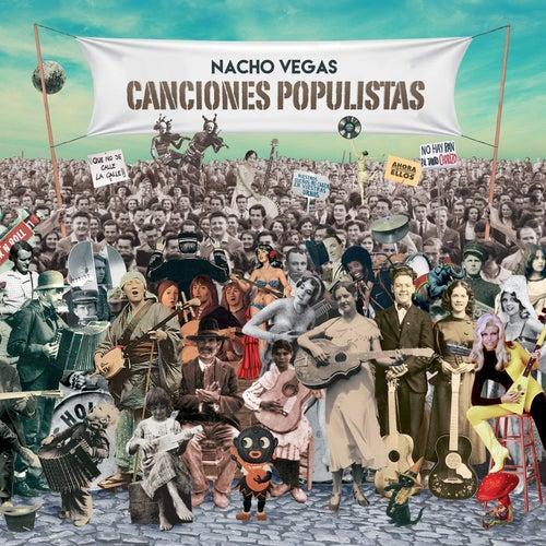 Canciones Populistas - EP de Nacho Vegas