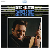 Play & Download Sings Twelve Great Country Hits by David Houston | Napster