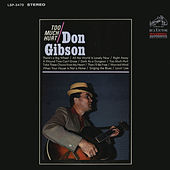 Play & Download Too Much Hurt by Don Gibson | Napster