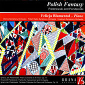 Polish Fantasy: Paderewski and Pendrecki by Felicja Blumental