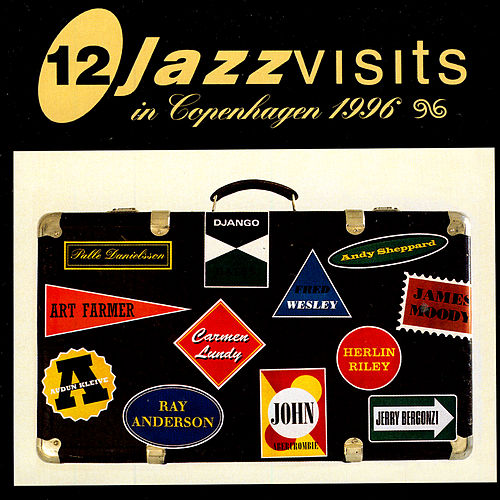 Play & Download 12 Jazz Visits in Copenhagen 1996 by Various Artists | Napster