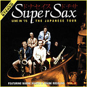 Play & Download The Japanese Tour Live in '75 Vol.2 by Supersax | Napster