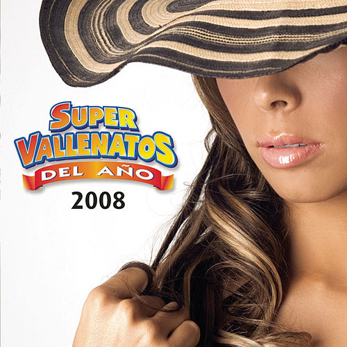 Play & Download Super Vallenatos 2008 by Various Artists | Napster