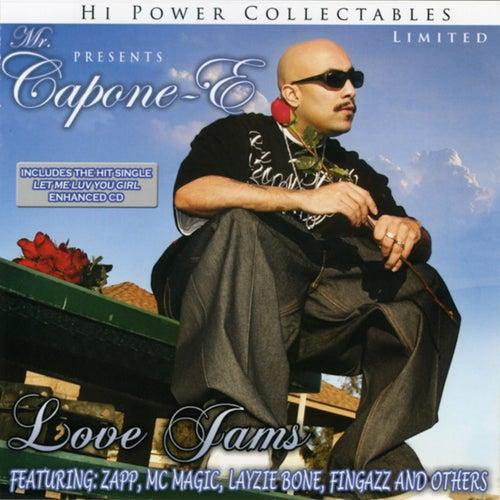 Love Jams by Mr. Capone-E