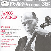Play & Download Schumann / Lalo / Saint-Saëns: Cello Concertos by Janos Starker | Napster
