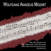 Play & Download Mozart: The Magic Flute (Zauberfloete) - The Marriage Of Figaro (Die Hochzeit des Figaro) - Iomeneo - Cosi Fan Tutte by Various Artists | Napster