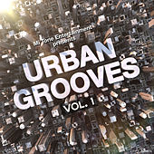 Mitone Presents Urban Grooves Vol. 1 by Various Artists