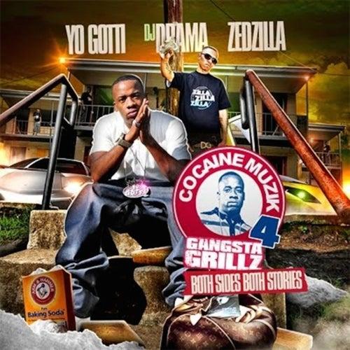 Play & Download Cocaine Muzik 4: Gangsta Grillz by Zed Zilla | Napster
