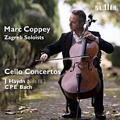 Play & Download Haydn & C.P.E. Bach: Cellokonzerte by Marc Coppey | Napster