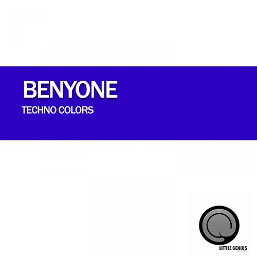 Play & Download Techno Colors by BenyOne | Napster