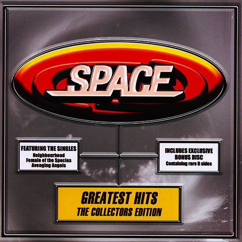 Play & Download Greatest Hits Collectors Edition by Space | Napster