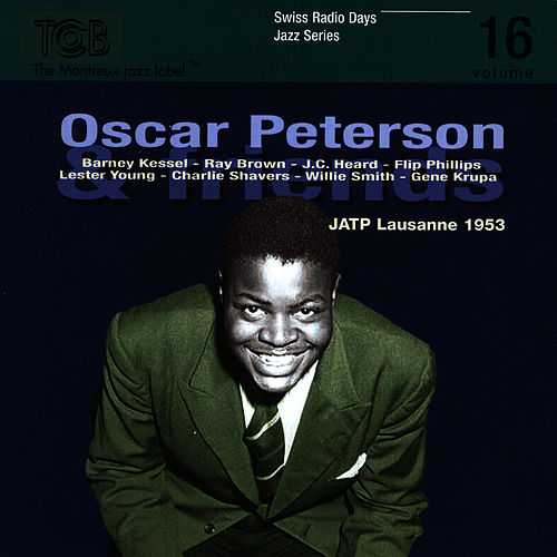 Play & Download Oscar Peterson, JATP Lausanne 1953 by Oscar Peterson | Napster