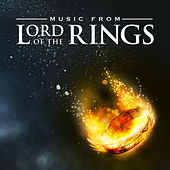 Music from Lord of the Rings by 101 Strings Orchestra