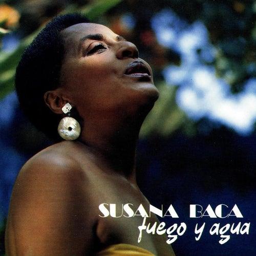 Susana Baca Del Fuego Y Del Agua