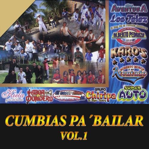 Cumbias pa' Bailar, Vol. 1 by Various Artists